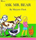 Ask Mr. Bear cover
