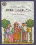 The Story of the Three Wise Kings cover