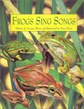 Frogs Sing Songs cover