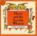 Harry and the Terrible Whatzit cover