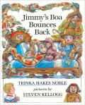 Jimmy's Boa Bounces Back cover