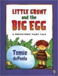 Little Grunt and the Big Egg cover