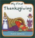 My First Thanksgiving cover