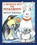 A Penguin Pup for Pinkerton cover