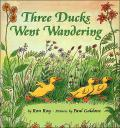 Three Duck Went Wandering cover