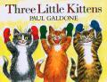 Three Little Kittens cover