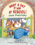 What a Day it Was at School cover
