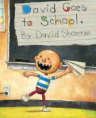 David Goes to School cover