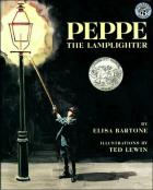 Peppe the Lamplighter cover; art by Ted Lewin