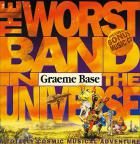 The Worst Band in the Universe cover