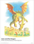 Image from Jane and the Dragon