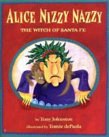 Alice Nizzy Nazzy cover