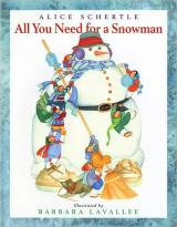 All You Need for a Snowman cover