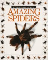Amazing Spiders cover