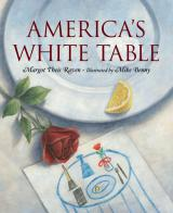 America's White Table cover