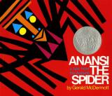 Anansi the Spider cover