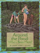 Around the Pond: Who's Been Here? cover