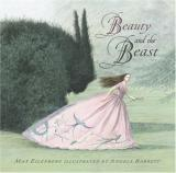 Beauty and the Beast cover; art by Angela Barrett