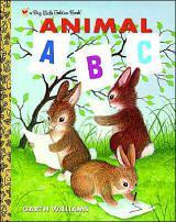 Big Golden Animal ABC cover