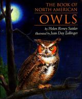 Book of North American Owls cover