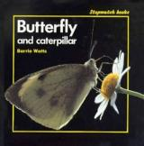 Butterfly and Caterpillar cover