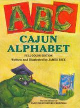 Cajun Alphabet cover