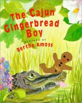 Cajun Gingerbread Boy cover