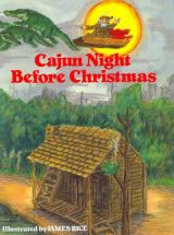 Cajun Night Before Christmas cover