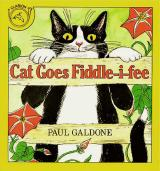 Cat Goes Fiddle-i-fee cover