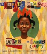 Chicken-Chasing Queen of Lamar County cover