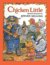 Chicken Little cover
