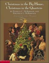 Christmas in the Big House, Christmas in the Quarters cover