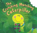 The Crunching Munching Caterpillar cover