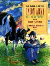 Dadblamed Union Army Cow cover