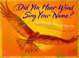 Did You Hear Wind Sing Your Name? cover