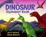 The Dinosaur Alphabet Book cover