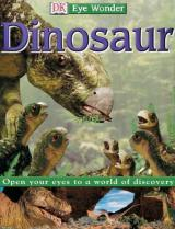 Eye Wonder Dinosaur cover