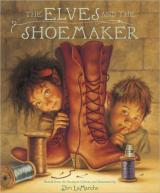 The Elves and the Shoemaker cover