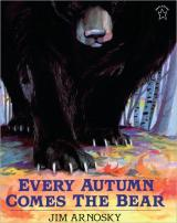 Every Autumn Comes the Bear cover