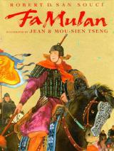 Fa Mulan cover