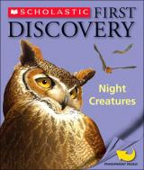 First Discovery Night Creatures cover
