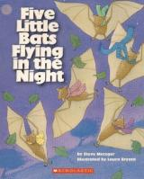 Five Little Bats Flying in the Night cover