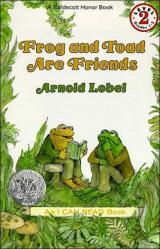 Frog and Toad Are Friends cover