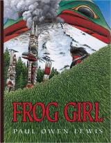 Frog Girl cover