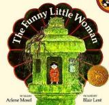 The Funny Little Woman cover