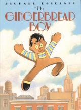 Gingerbread Boy cover