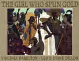 The Girl Who Spun Gold cover