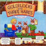 Goldilocks and the Three Hares cover