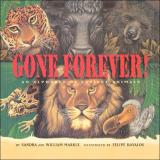 Gone Forever! An Alphabet of Extinct Animals cover
