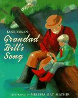 Grandad Bill's Song cover